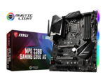 MSI MPG Z390 GAMING EDGE AC, 4x DDR4 4400, 1X HDMI/DP, USB-C, ATX