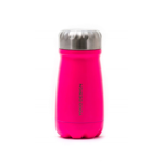 Yoko Design Travel Bottle Isothermal, Pink, Capacity 0.35 L, Diameter 7.5 cm, Yes