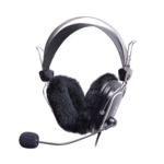 A4Tech Headset  HS-60  Winter/Summer Auricle, 2x 3.5mm jack