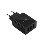 Acme Wall charger CH206 3 x USB Type-A, Black, DC 5 V, 3.4 A (17 W)