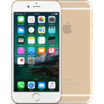 Apple iPhone 6 Plus 64GB Gold Premium Atnaujintas