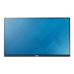 DELL UltraSharp U2414H LED monitorius su IPS technologija be stovo | 23.8 colių | FULL HD (1920x1080) | Kontrastas: 2 000 000:1 | Reakcijos laikas: 8ms | Peržiūros kampas: 178°/178° | Jungtys: 2x HDMI (MHL), DisplayPort 1.2, Mini DisplayPort 1.2, DisplayPort-Out, 4xUSB 3.0 | Height adjustable, Pivot, Swivel