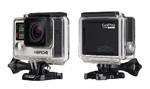 GoPro HERO 4 Black Adventure Edition veiksmo kamera | Features 1080p60 and 720p120 fps video/12MP photo 30fps/Built in Wi-Fi/GoPro App + Remote Compatible. Limited ACC. Incl. Remote sold separately