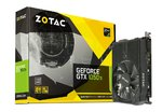 ZOTAC GeForce® GTX 1050 Ti Mini 128bit 4GB GDDR5 DVI-D, HDMI, Display Port 1.4