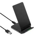 Acme Wireless charger CH303 Black, DC 5 V, 1 A / DC 9 V, 1.1 A (10 W)