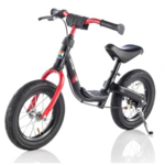 "Kettler Balance bike KETTLER RUN AIR 12.5'' SKO Balance bike, 12.5 "", Black, red"