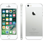 "Apple iPhone SE 16GB Silver | Gamykliškai atnaujintas* (Refurbished) | 4,0"" IPS LCD 640 x 1136 pixels 