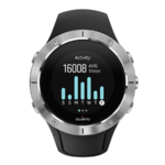 Suunto Spartan Trainer Wrist HR Steel Slim and lightweight GPS sports watch for versatile training and active lifestyle