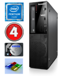 Lenovo E73 SFF - Intel Pentium G3220 3.0GHz | DDR3 4GB | 500GB HDD | DVD | Windows 7 pro | RENEW