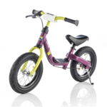 "Kettler Balance bike KETTLER RUN AIR 12.5'' GIRL SKO Balance bike, 12.5 "", Purple"