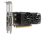 MSI GeForce® GTX 1050 2GT LP, 2GB GDDR5, DisplayPort/HDMI/Dual-link DVI