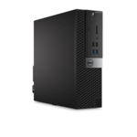 Dell Optiplex 5040 Desktop, SFF, Intel Core i5, i5-6500, Internal memory 8 GB, DDR3L, SSD 128 GB, Intel HD, Tray load DVD Drive (Reads and Writes to DVD/CD), Keyboard language English, Linux, Warranty Basic NBD OnSite 36 month(s)