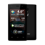"Allview A5 Ready Black, 4 "", TFT LCD, 480 x 800, Cortex-A7, Internal RAM 1 GB, 8 GB, Dual SIM, Micro SIM, 3G, Main camera 5 MP, Secondary camera 0.3 MP, Android, 5.1, 1400 mAh"
