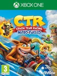 Crash Team Racing Nitro-Fueled žaidimas, skirtas XBOX ONE konsolei