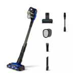 Philips Vacuum cleaner XC8049/01 Cordless operating, Handstick, 25.2 V, Operating time (max) 70 min, Blue/Black, Warranty 24 month(s)