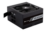 PSU Corsair TX550M, 550W, 80 Plus® Gold, Semi-Modular, 120mm
