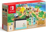 Nintendo Switch Animal Crossing: New Horizons Edition, game console (light green / light blue, incl.Animal Crossing: New Horizons)