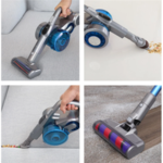 Jimmy Vacuum cleaner JV85 Cordless operating, Handstick and Handheld, 25.2 V, Operating time (max) 60 min, Blue, Warranty 24 month(s), Battery warranty 12 month(s)