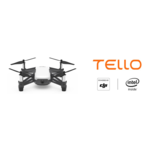 Ryze Tech Tello Toy drone Boost Combo, powered by DJI