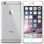 Apple iPhone 6 Plus 64GB Silver Premium Atnaujintas