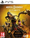 Mortal Kombat 11 Ultimate žaidimas, skirtas Playstation 5 konsolei