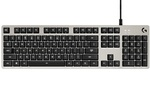 LOGITECH G413 Mechanical Gaming Keyboard WHITE US