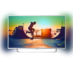 "Philips Android™ Ambilight LED TV 55"" 55PUS6412/12 UHD 3840x2160p 350cd PPI-900Hz HDR+ 4xHDMI 2xUSB LAN WiFi DVB-T/T2/T2-HD/C/S/S2, 20W"