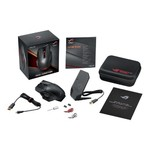 ASUS ROG Spatha Wired/Wireless Black Gaming Laser Mouse