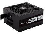 PSU Corsair TX850M, 850W, 80 Plus® Gold, Semi-Modular, 140mm