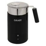 GRAEF. Milk Frother MS702EU Black, Electrical, 400 W, 0.2 L