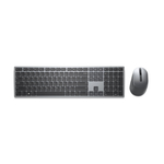 Dell Premier Multi-Device Wireless Keyboard and Mouse - KM7321W - US International (QWERTY)