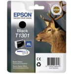 Extension rašalinė kasetė Epson T1301 Black (analogas) 20 ml