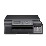 Brother DCP-T500W Multifunction printer / A4 print / Print: 27ppm (mono), 10ppm (color)/ 100 sheet/ Scanner 1200 x 1200dpi / USB/ Wifi / Black
