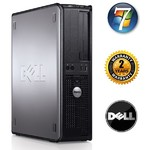 DELL 780 | Intel E8400 3.0GHz/6MB | RAM 4GB | HDD 500GB | Video Intel Integrated | DVDrw | Win 7 Pro (RENEW)