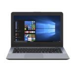 "Asus VivoBook X442UA Dark Grey -  14"" FHD (1920x1080) Matt 