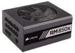 PSU Corsair RMx Series RM850x 850W, 80 PLUS Gold, Fully modular, EU