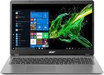 "Acer Aspire 3 Gray - 15.6"" FHD (1920x1080) Matt 