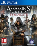 Assassin's Creed Syndicate žaidimas, skirtas Playstation 4 konsolei