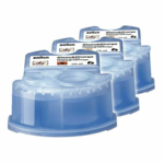 Braun CCR3 Clean & Renew Refill Cartridge, 3 pcs,  Blue