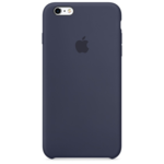 Apple iPhone 6s Plus Silicone Case Midnight Blue (išpakuotas)