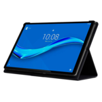 Lenovo Tab M10 FHD 2020 Black, Folio Case and Film