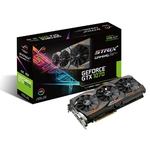 ASUS GeForce® ROG Strix OC GeForce® GTX 1070, 8GB GDDR5 (256 Bit) Aura RGB, Backplate