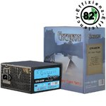 Power Supply INTER-TECH Energon EPS AC 220-240V, 50/60Hz, DC 3.3/5/±12V, 650W, Retail, Active PFC, 1x120, Efficiency 82%
