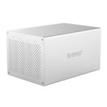 Orico WS500RC3 Honeycomb Series 3.5 inch 5 Bay Aluminum Alloy Type-C Hard Drive Enclosure with Raid Orico