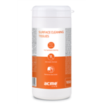 Acme CL41 Surface Cleaning Wipes - 100pcs