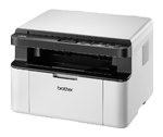 Brother DCP-1610W Multifunction printer / Print, Copy & Scan / A4 / Up to 20 ppm / Scan: 600x1200dpi / USB2.0 / WiFi