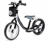 Rowerek biegowy Space czarnyRunning bike Space black