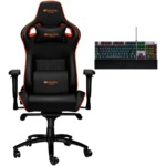 Canyon Gaming Chair Corax CND-SGCH5 + gift Canyon Nightfall Mechanical Gaming Keyboard