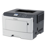 Lexmark Printer MS517dn  Mono, Monochrome Laser, A4, Grey