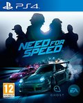 Need for Speed žaidimas, skirtas Playstation 4 konsolei